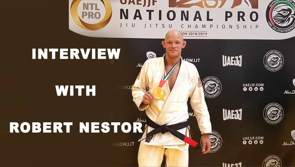 Interview With Robert Nestor – We Can Learn From Anybody