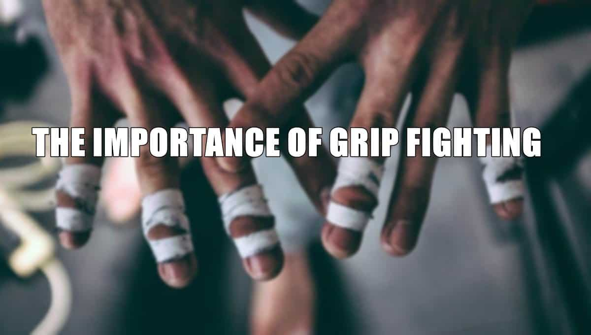 The Importance of Grip Fighting