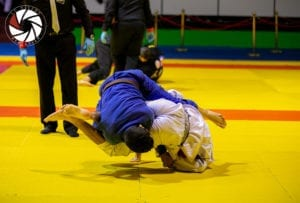 Armbar From Guard: Getting on top