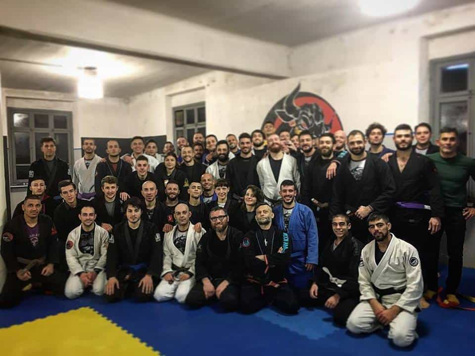 Interview With Leonardo Santoro - Always Respect the Belt 1 Interview With Leonardo Santoro - Always Respect the Belt
