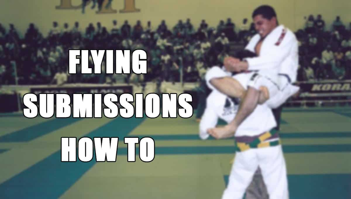 Flying Submissions: How to