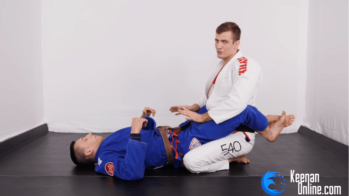The Closed Guard Escape
