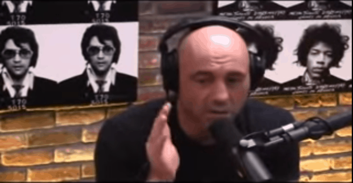 Joe Rogan on Jiu Jitsu Benefits
