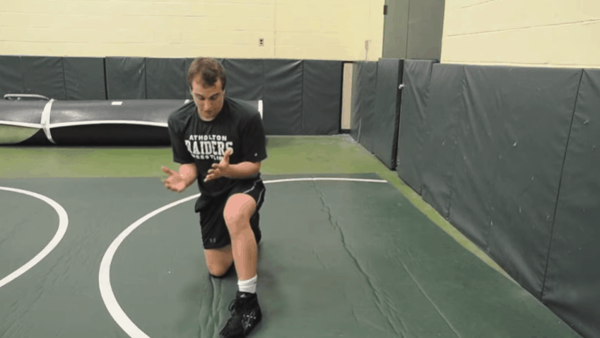 Cardio for BJJ - penetration step drill