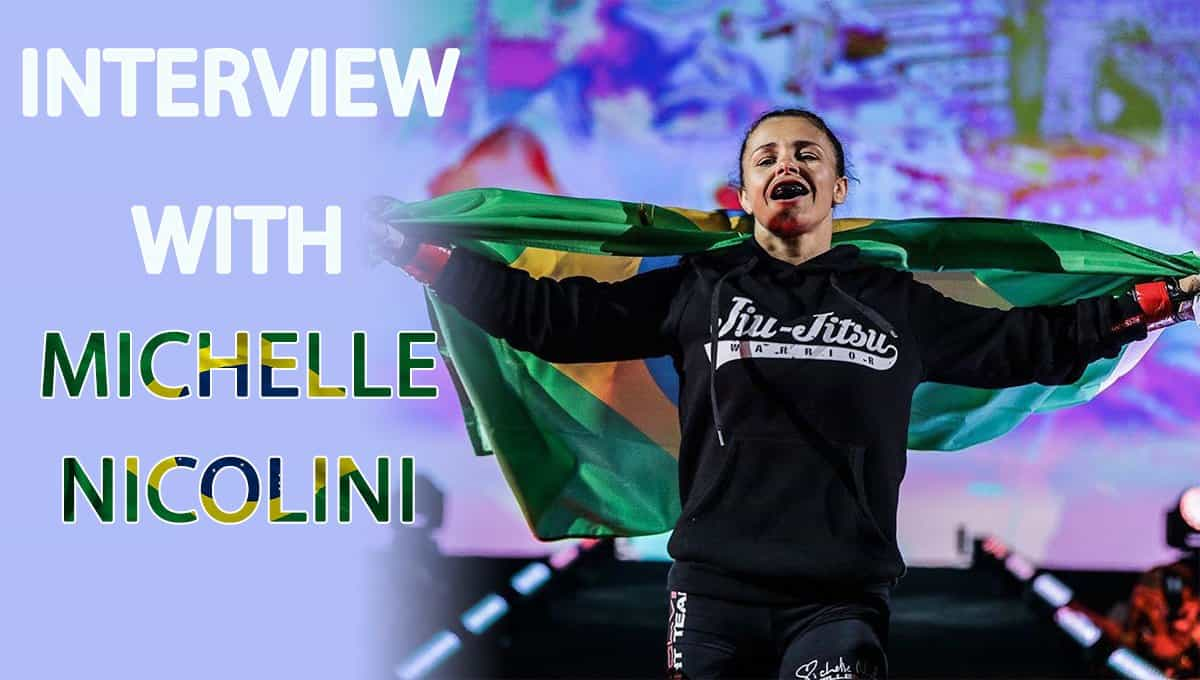 Interview With Michelle Nicolini – Follow the Concepts of Martial Arts