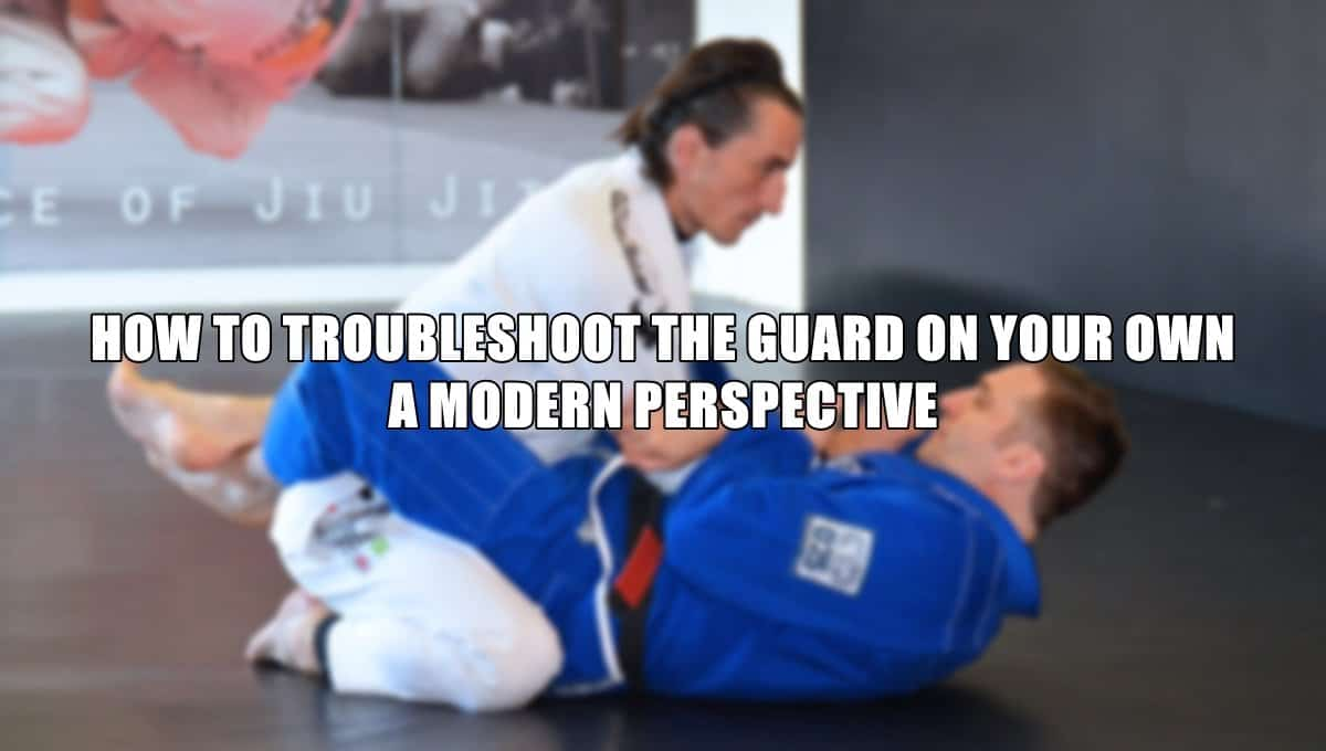 Exploring The Jiu Jitsu Guard: A Modern Perspective