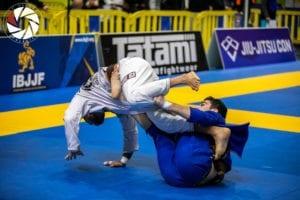 Jiu Jitsu Guard - Open Guard