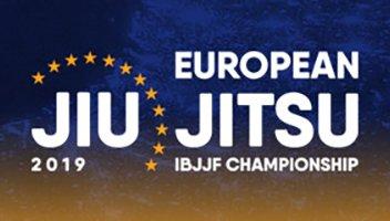 European IBJJF Jiu-Jitsu Championship 2019