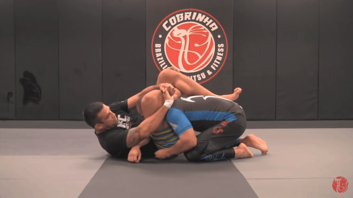 The Unique Werdum Triangle Choke from Closed Guard