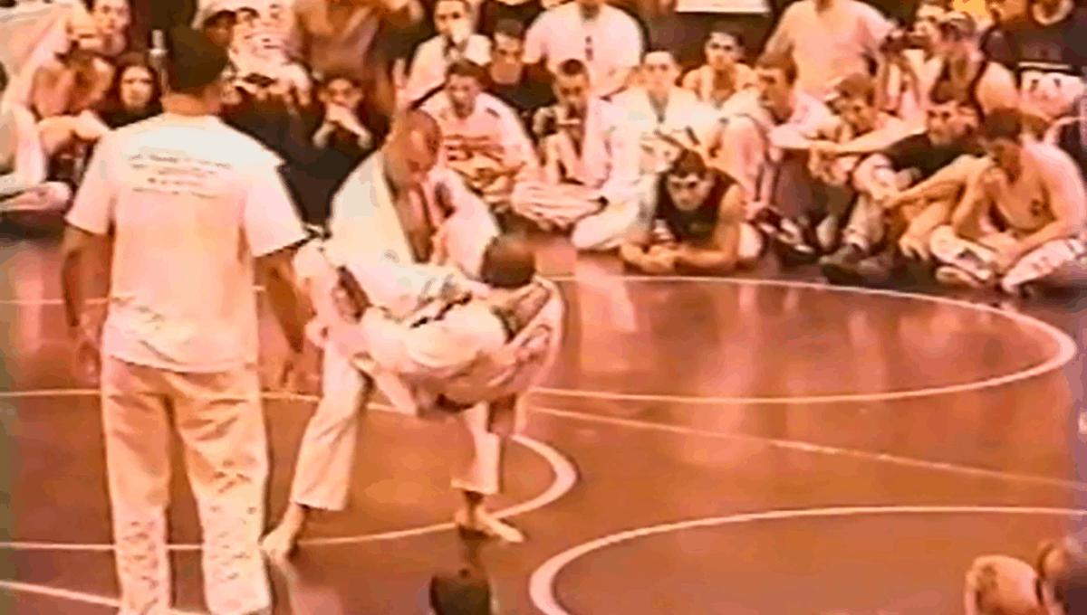 Matt Serra vs Babs Olusanmokun – Vintage