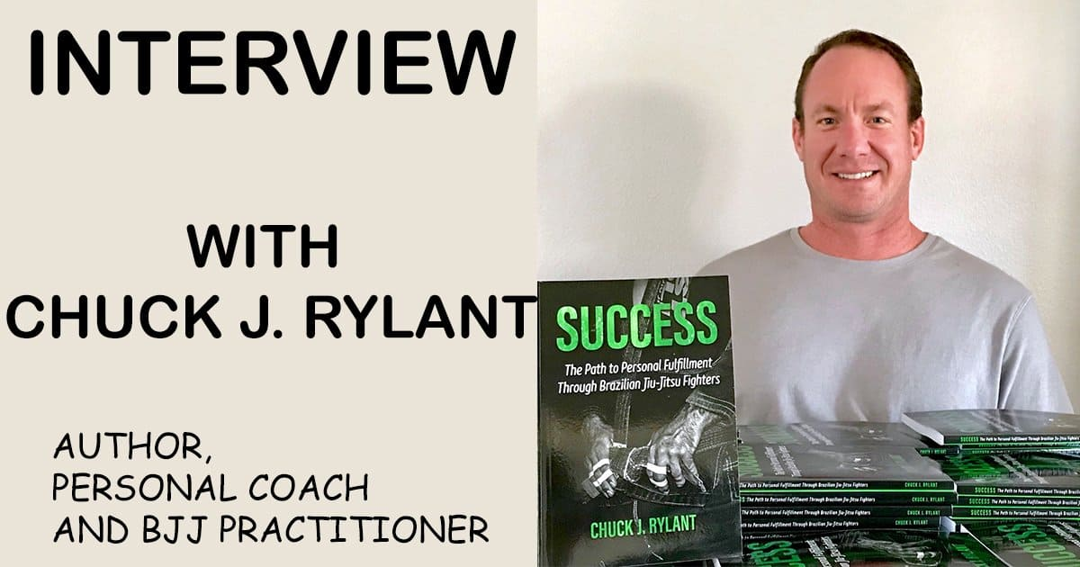 Interview with Chuck Rylant – Helping others reach their goals is what motivates me to wake up each day