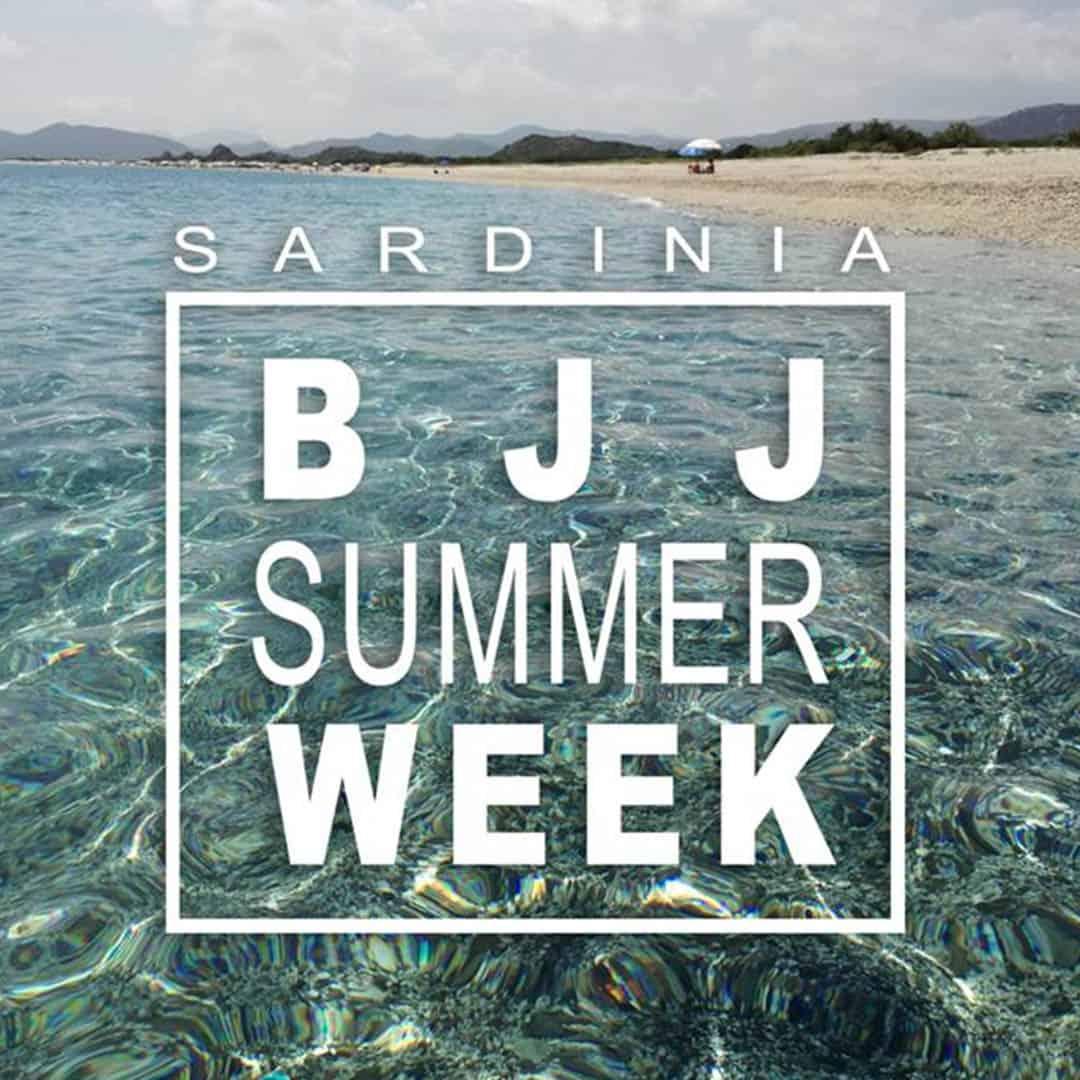 BJJ Summer Week