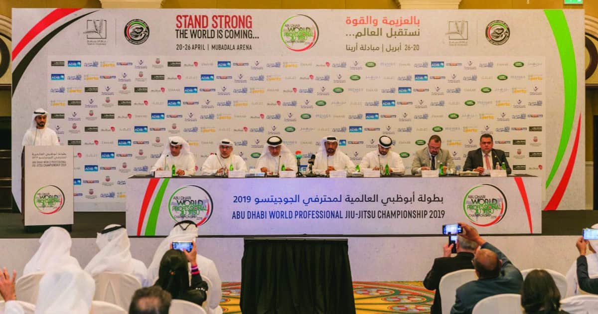 ADWPJJC Launch Press Conference