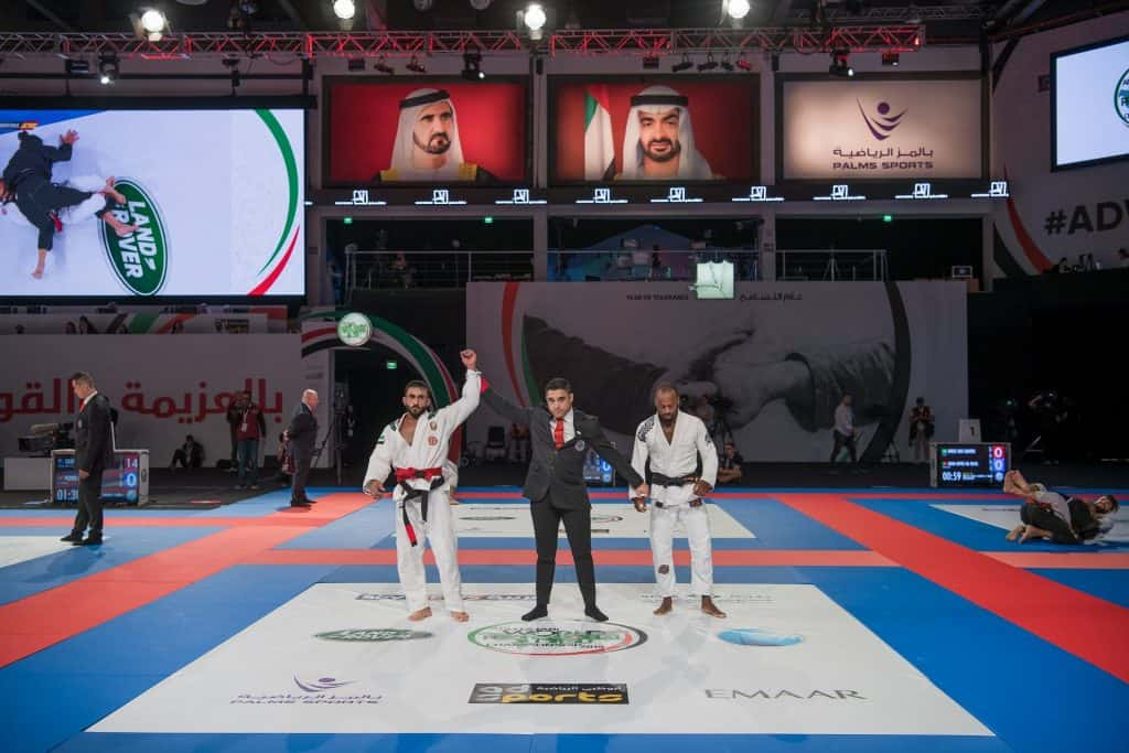 Huge Crowds At Abu Dhabi World Masters Jiu-Jitsu Championship 2019 1 Huge Crowds At Abu Dhabi World Masters Jiu-Jitsu Championship 2019 Abu Dhabi World Masters