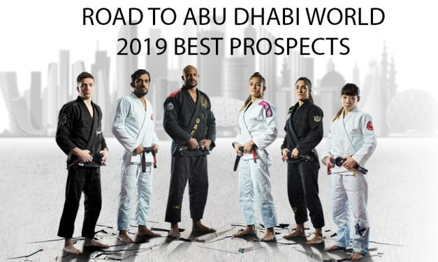 Road to Abu Dhabi World 2019 Best Prospects