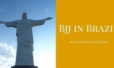 Bjj in Brazil