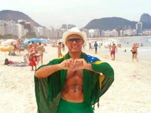 Copacabana BJJ Brazil - Jiu Jitsu Legacy