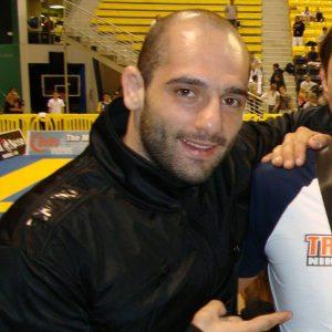 Alessandro Tomei BJJ Athlete