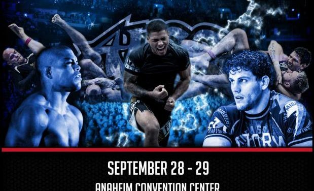 Who is In and Out ADCC Worlds 2019