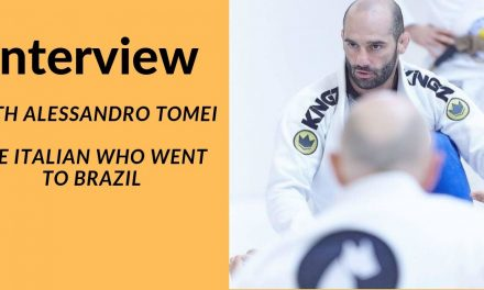 Alessandro Tomei – Training and only training