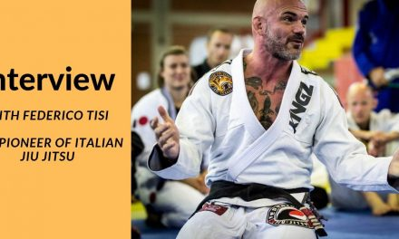 Interview with Federico Tisi – The Pioneer of Italian Jiu Jitsu