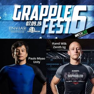 Grappler Adult Paulo Miyao Kamil Wilk