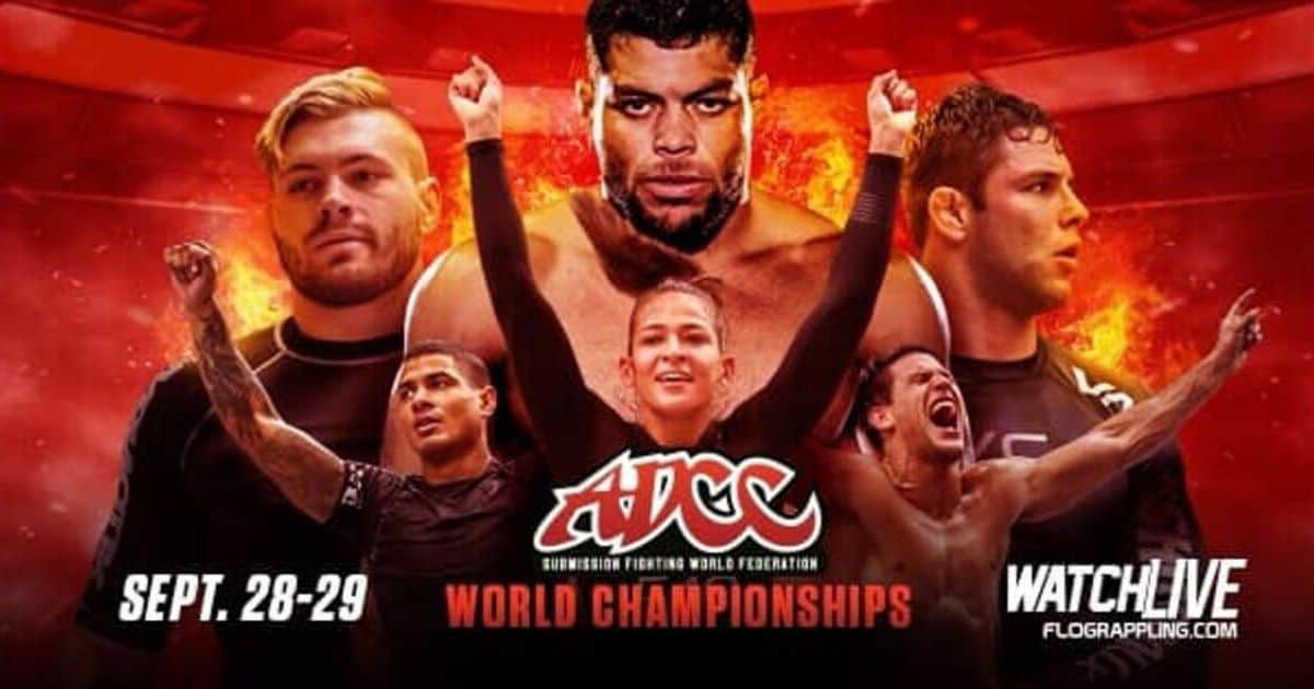 ADCC 2019 Results