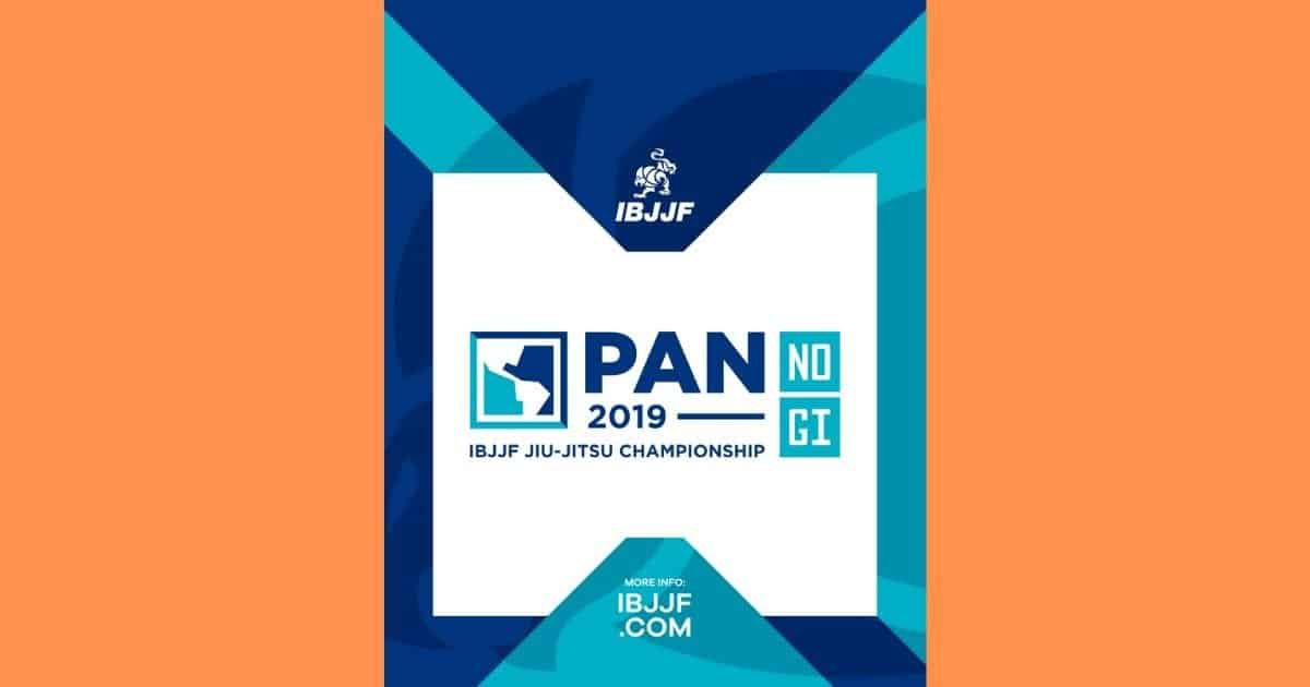 Pan IBJJF Jiu-Jitsu No-Gi Championship this Weekend