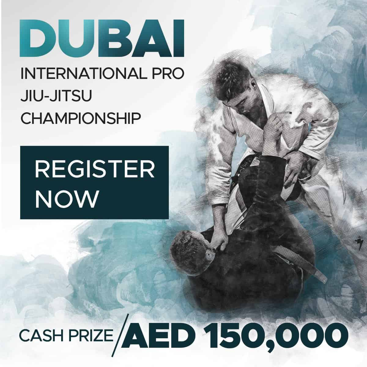 Dubai International pro jiu jitsu championship uaejjf