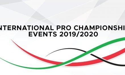 International Pro Championship Events 2019/2020