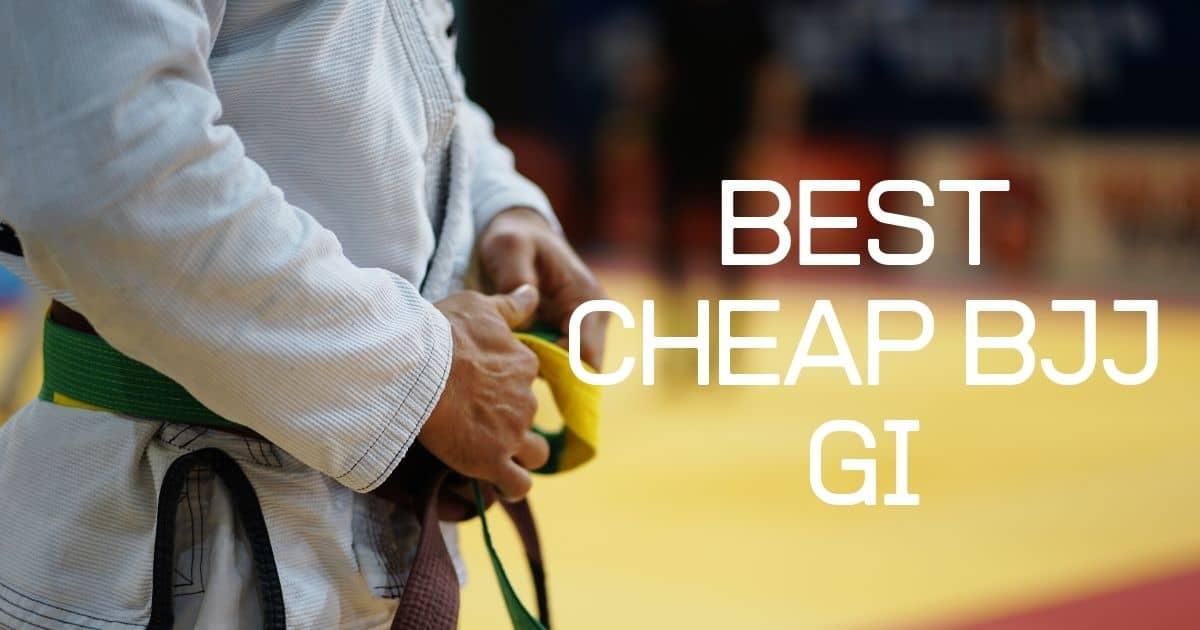 Best Cheap BJJ GI