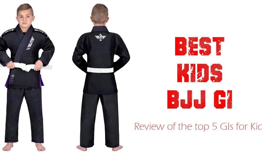 Best Kids BJJ Gi
