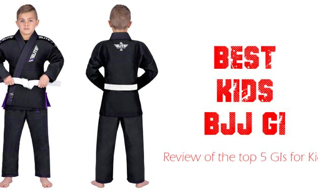 Best Kids BJJ Gi