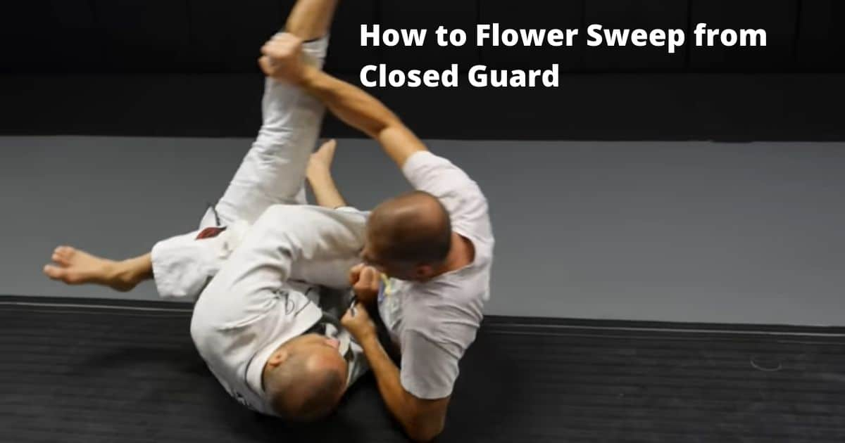 How to Flower Sweep from Closed Guard
