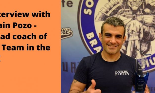 Interview with Alain Pozo – Head Coach of ZR Team in the UK