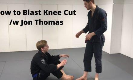 How to Blast Knee Cut /w Jon Thomas