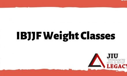 Full Explanation of IBJJF Weight Classes