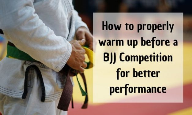 Build A Powerful BJJ Competition Warm Up Routine