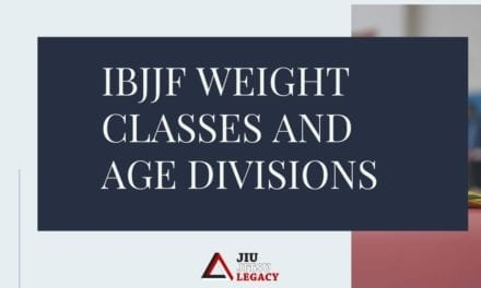 Full Explanation of IBJJF Weight Classes and Age Divisions