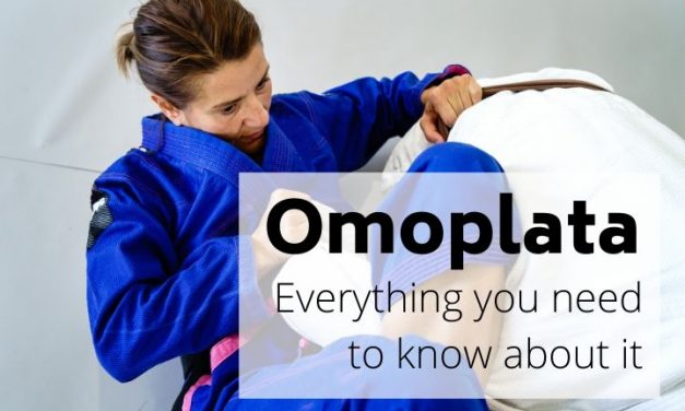 Omoplata – Everything you need to know about it