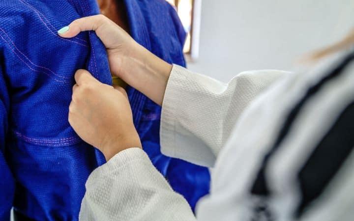 lapel grip bjj Jiu Jitsu Legcy