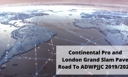 Continental Pro and London Grand Slam Pave Road To ADWPJJC 2019/2020