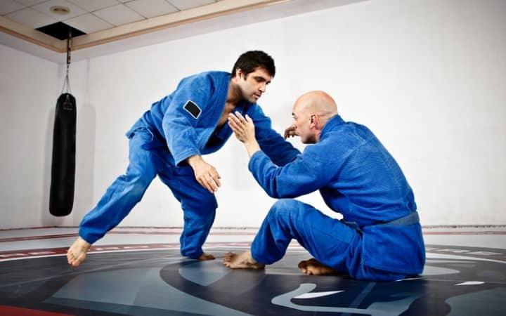 Preparing for sparing | Jiu Jitsu Lagacy