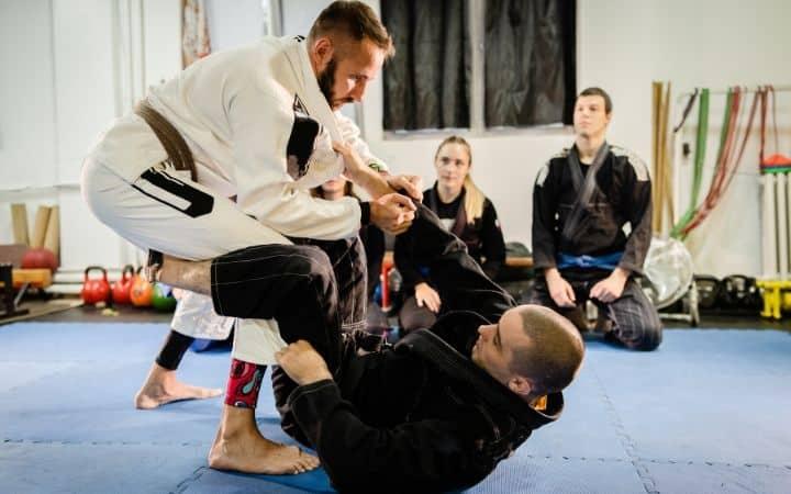 Heel hook practice | Jiu Jitsu Legacy