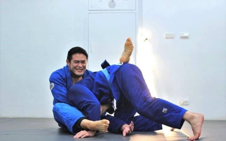 Peruvian necktie - Jiu Jitsu Legacy