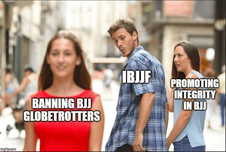 BJJ Globetrotters memes from the Facebook group | Jiu Jitsu Legacy