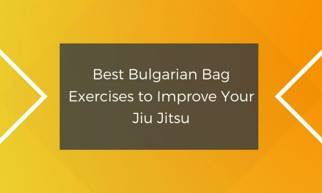 Best Bulgarian Bag Exercises to Improve Your Jiu Jitsu