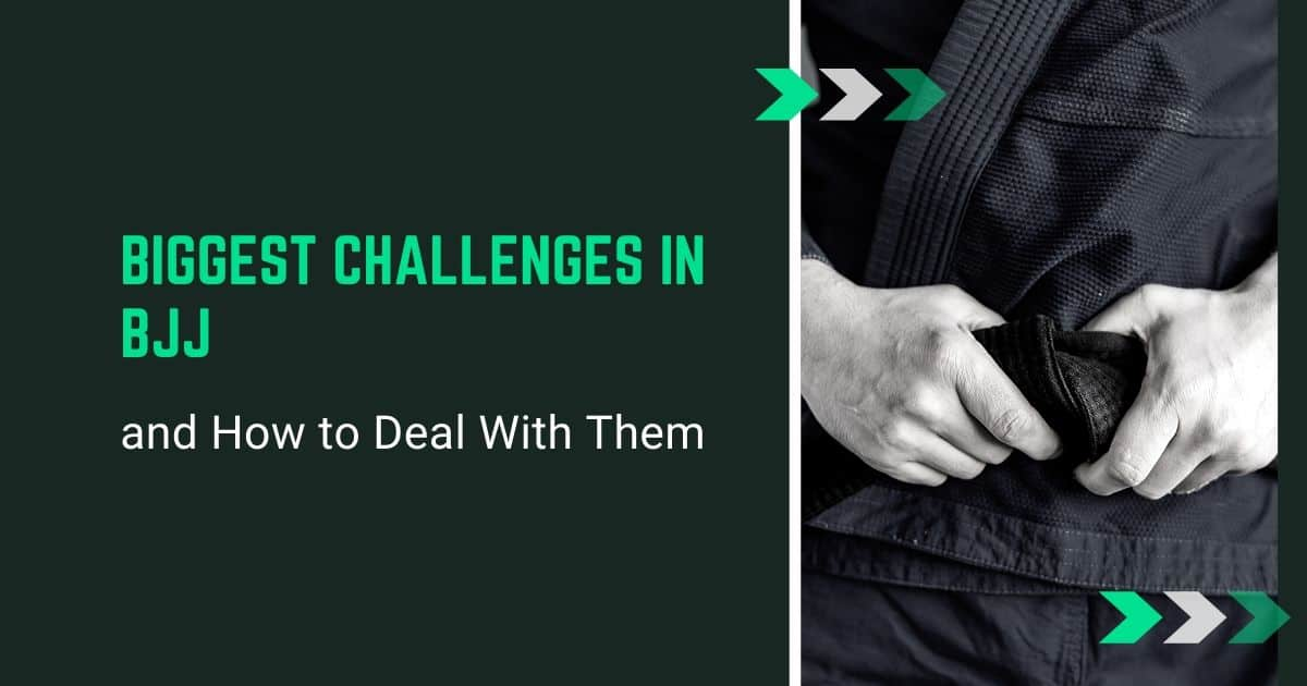 Biggest Challenges in BJJ | Jiu Jitsu Legacy