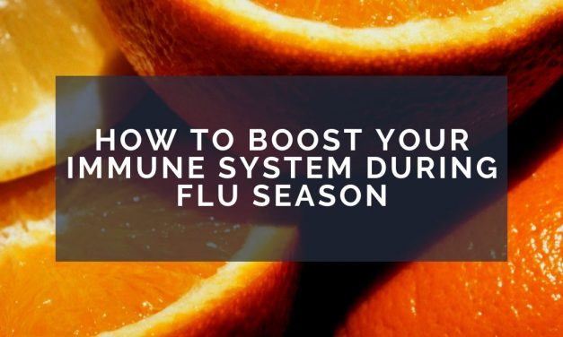 How To Boost Your Immune System During Flu Season