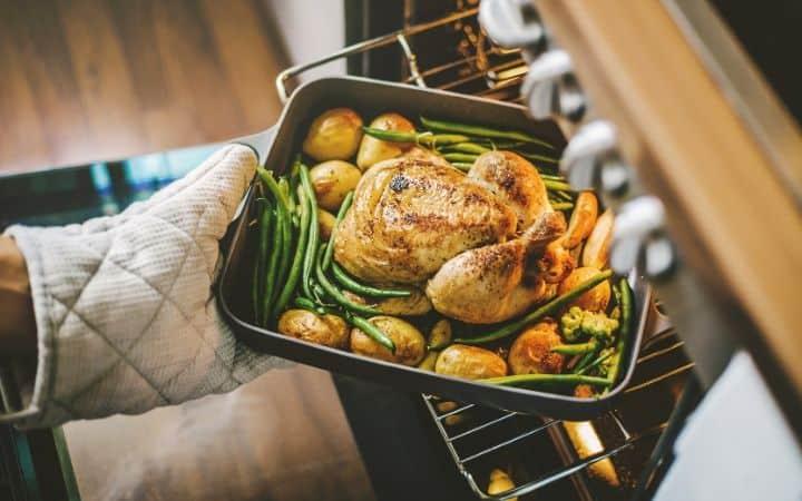 Preparing healthy meal | Jiu Jitsu Legacy
